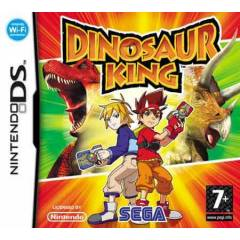 DINOSAUR KING DS OYUNU
