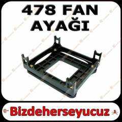 P4 478 Pin ��lemci Fan Aya��