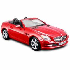Maisto Mercedes Benz Slk 2011 1:24 Model Araba S