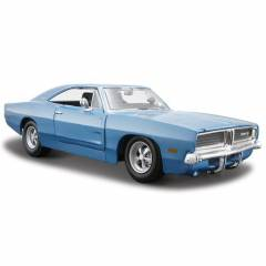 Maisto Dodge Charger 1969 1:24 Model Araba S/E M
