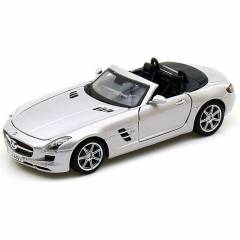 Maisto Mercedes-Benz Sls Amg Roadster 1:24 Model