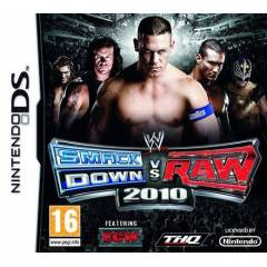 WWE SMACKDOWN VS RAW 2010 DS OYUNU