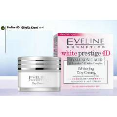 Eveline White Prestige 4D G�nd�z Kremi 50ml+Karg