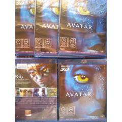 BLU-RAY-JAMES CAMERON-AVATAR-3D*AMBALAJINDA