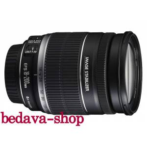 CANON 18-200 IS LENS - f:3,5-5,6  -  HED�YEL�