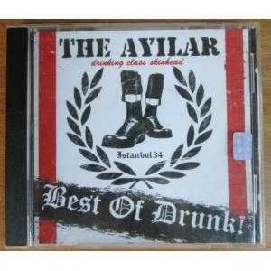 THE AYILAR - BEST OF DRUNK - CD 2.EL