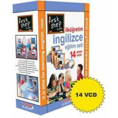 First Step �ngilizce Seti 14 Vcd + 1 Kitap