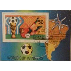 FUTBOL 1978 ARJANT�N WORLD CUP WINNERS