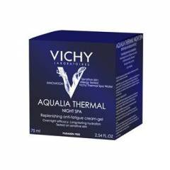 Vichy Aqualia Thermal Night Spa Yenileyici Jel