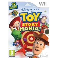 DISNEY PIXAR TOY STORY MANIA+3D KA�IT G�ZL�K WII