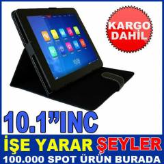 10.1'' IN� STANDLI TABLET PC KORUYUCU KILIF KD