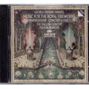 Handel - Music for the Royal Fireworks
