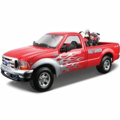 Maisto Ford F-350 Pickup 1999 1:27 Model Araba K