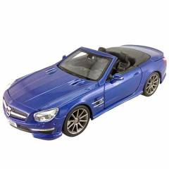 Maisto Mercedes-Benz SL 63 AMG 1:24 Model Araba