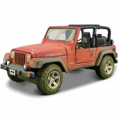 Maisto Jeep Wrangler Rubicon 1:27 Model Araba Ol