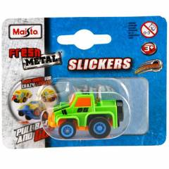 Maisto Fresh Metal Slickers Off Roader Oyuncak A