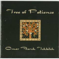 OMAR FARUK TEKBİLEK TREE OF PATIENCE CD ALB 2.EL