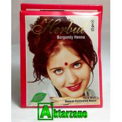 HERBAL  H�NT KINASI KIZIL (BURGUNDY HENNA) AD.