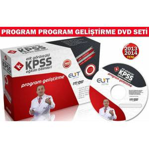 2014 KPSS Program Geli�tirme Dvd Seti