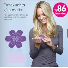 OR�FLAME PURPLE FLORAL TIRNAK T�RP�S�