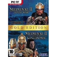 PC MEDIEVAL 2 TOTAL WAR GOLD EDITION