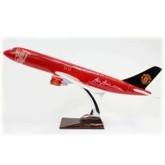 Manchester United Air Asia Model U�ak Biblo