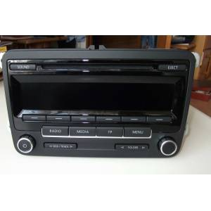 VW SEAT SKODA BOSCH RCD 310 RADIO CD MP3 �ALAR