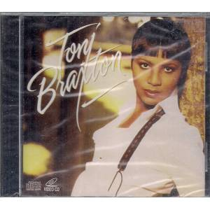 VCD - Toni Braxton - The Hit Video Collection