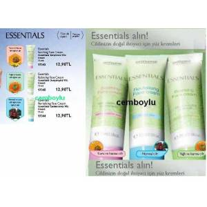 Oriflame ESSENTIALS NATURE DO�AL Y�Z KREMLER�