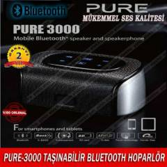 PURE 3000 Kablosuz Speaker. Bluetooth K���K DEV