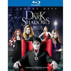 Dark Shadows - Karanl�k G�lgeler (Blu-ray)