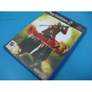 PS2 OYUN - DEV�L MAY CRY 3 ...PLAYSTATION 2