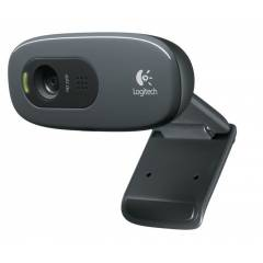 LOGITECH 3MP,HD 720p,Dahili Mikrofonlu Webcam 96