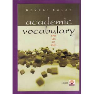 ACADEM�C VOCABULARY-KPDS-�DS-LYS-TOEFL-