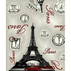 Paris Desen 150x220 Pop Art Hal� GF