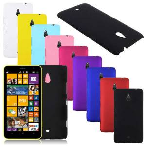 Nokia Lumia 1320 K�l�f Hard Rubber Case Kapak