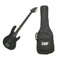LTD B10 4 Telli Bas Gitar + Gig Bag