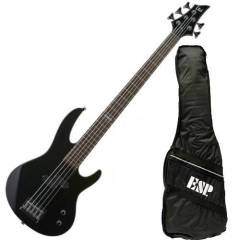 LTD LB15 5 Telli Bas Gitar + Gig Bag