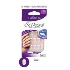 Nailene So Natural French Takma T�rnak - 71644