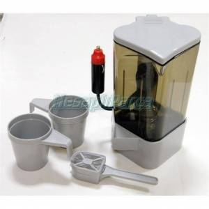 Oto Su Is�t�c� Kettle 12volt �effaf Tip