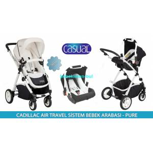 Casual Cadillac Air Travel Sistem Bebek Arabas�
