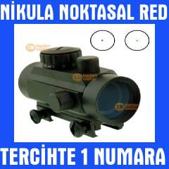 1X35 Nikula Red Dot Sight Hedef Noktalay�c� 011