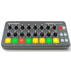 Novation Launch Control - DJ Midi Controller