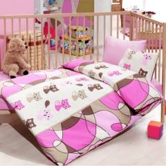 Cotton Box 27005 Bebek Nevresim Tak�m� 100x150 E
