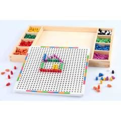 Wooden Baby Imagination Game