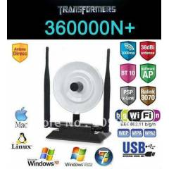 EDUP ED-680000 2+1 Antenli Usb Wireless Adapt�r