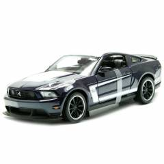 Maisto 1:24 Ford Mustang Boss 302 Model Araba Si