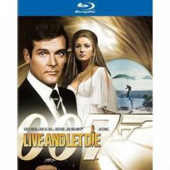 Ya�amak ��in �ld�r - Live And Let Die (BLU-RAY)