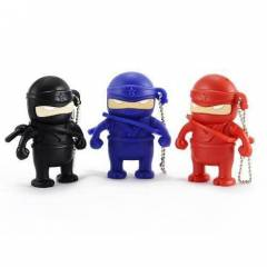 Ninja 8 GB USB Flash Disk-K�rm�z� tp-12289_278
