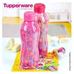 TUPPERWARE EKO ���E 500 ML SULUK MATARA PEMBE